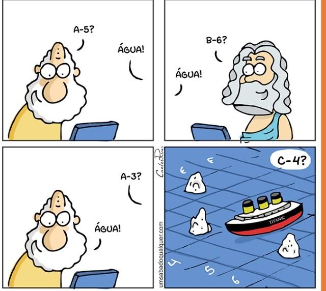 batalha naval - meme