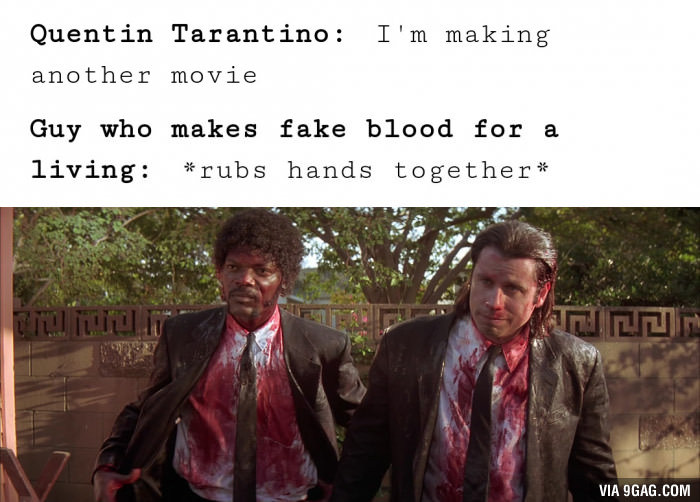 Reservoir dogs is underrated.... - meme