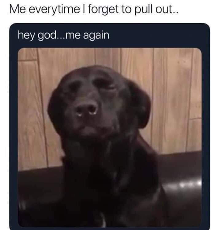 Hey God - meme
