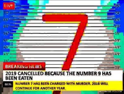 7 ate 9 - meme