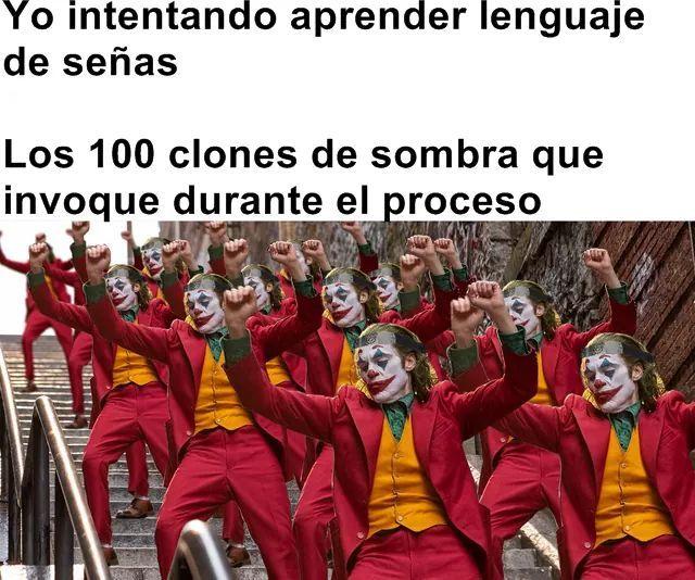Mierda mierda mierda x100 - meme