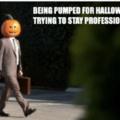 Professional Halloween people be like