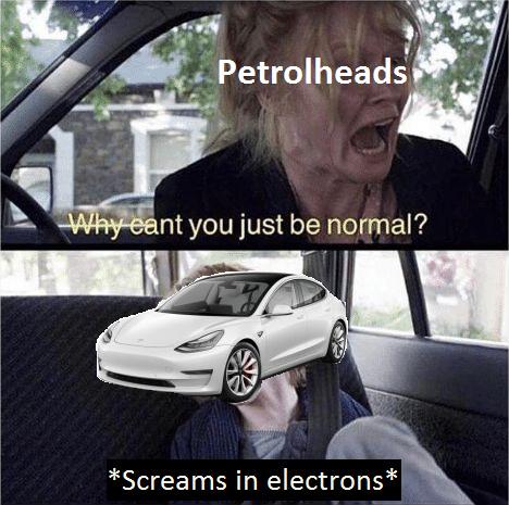 Tesla Model 3 - meme