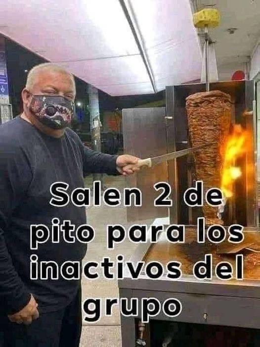 SALEN 2 DE PITO - meme