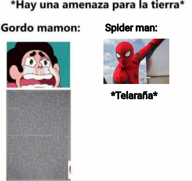 Spider un capo B) - meme