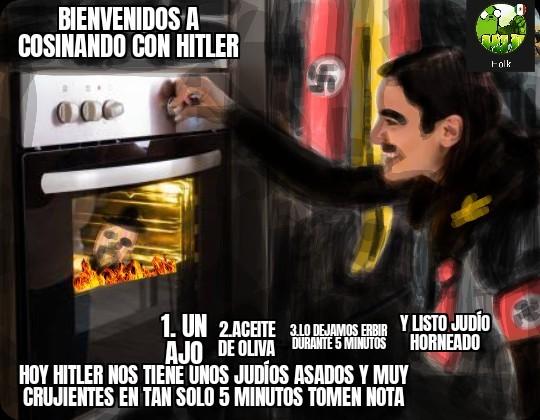 Un grande Hitler - meme