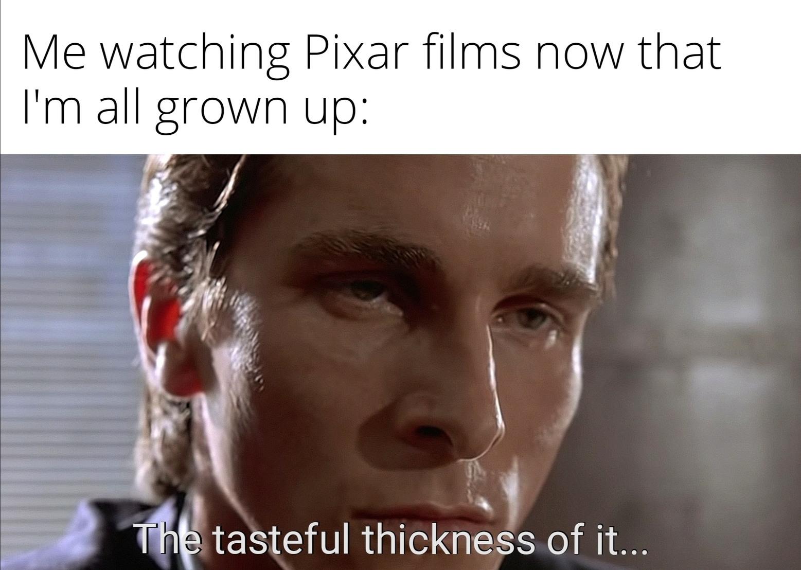 Tasteful Pixar moms - meme