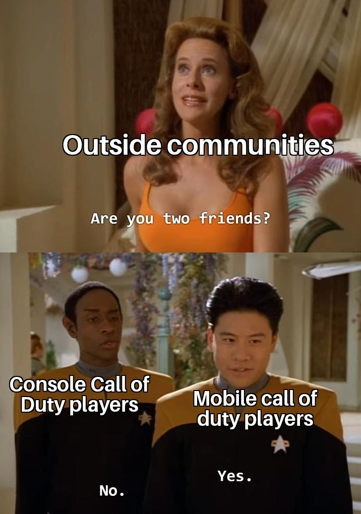 Codm gang - meme