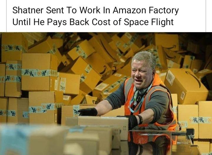 Holy Shatner! - meme