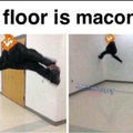 The floor is maconha