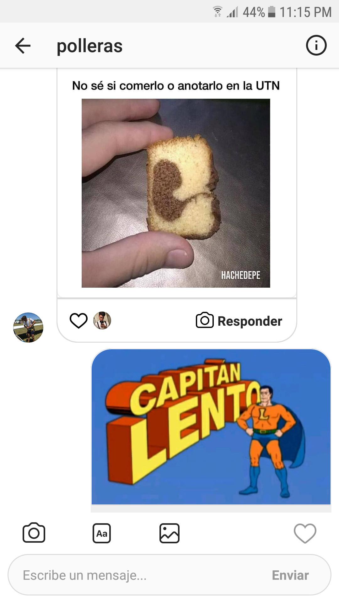 Meme sobre un meme