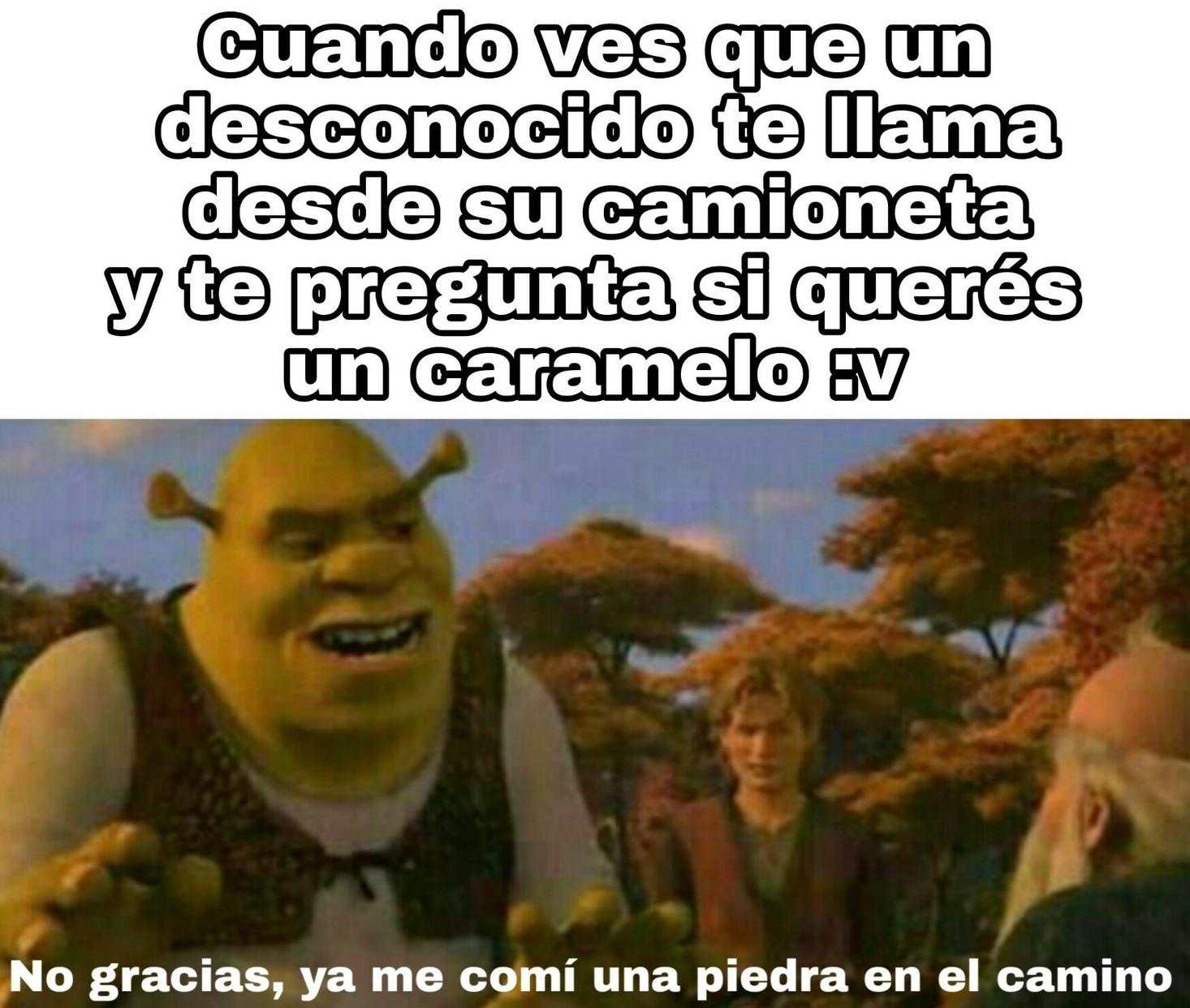 Versión Argentina y sin grasa :y - meme