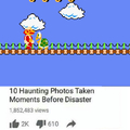 People who play Mario gets it