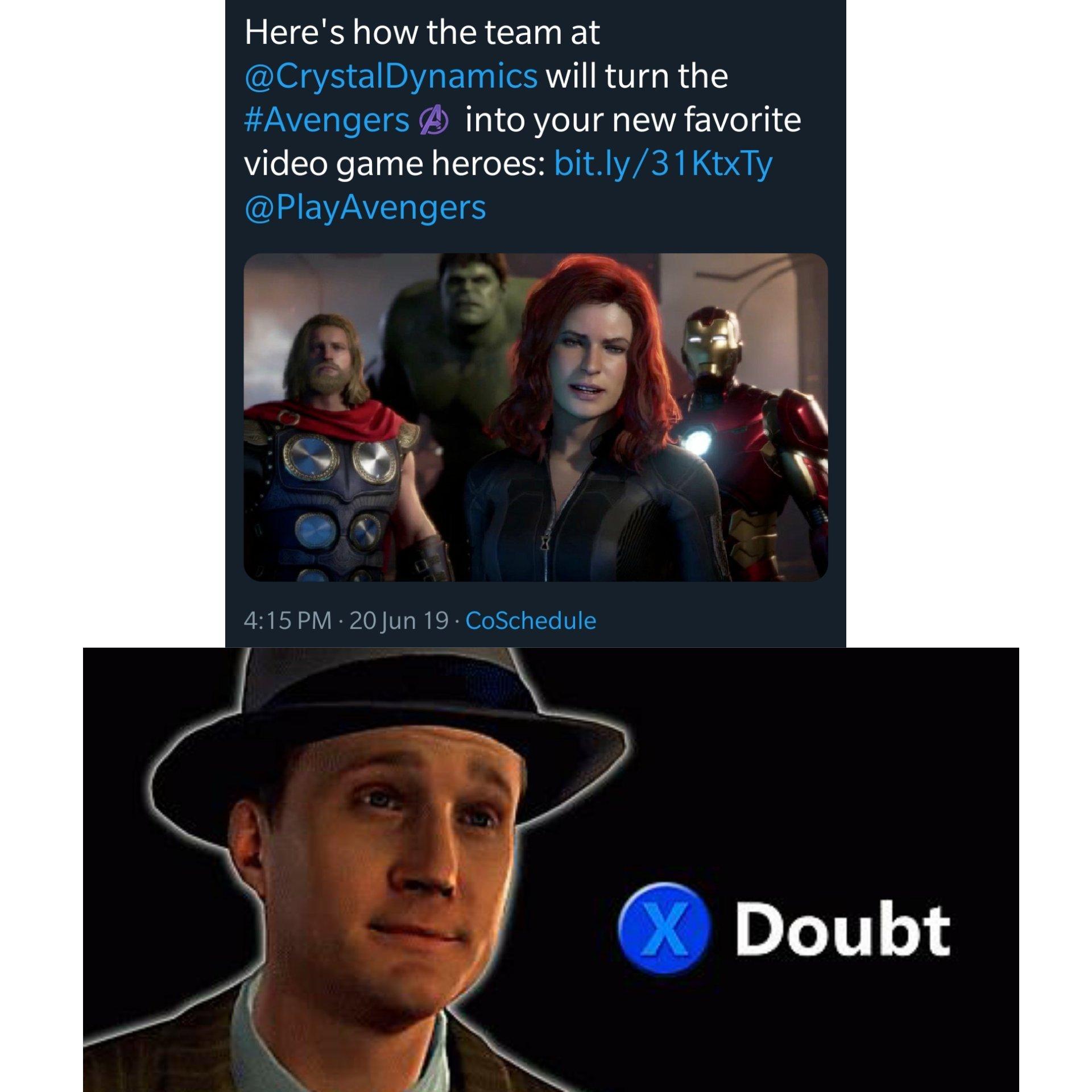 I doubt ye mate - meme