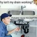 Racist plumbing
