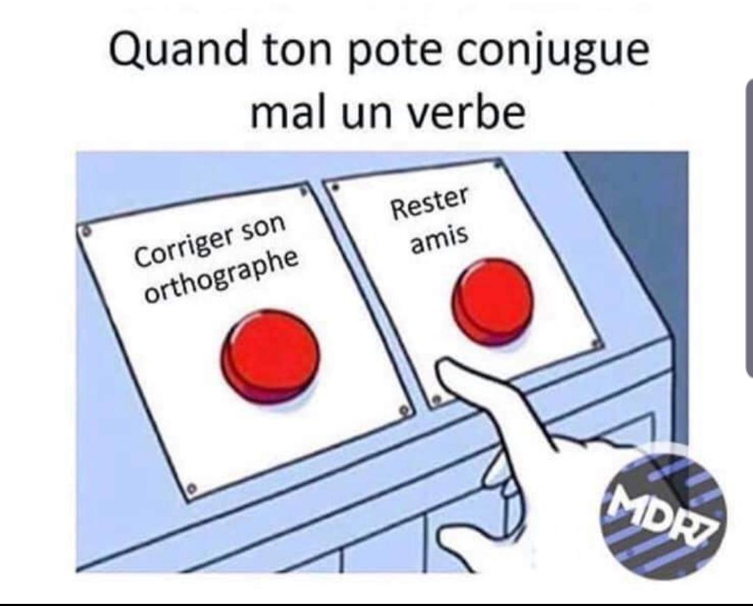 Faut faire un choix - meme