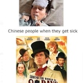 Chinese isn't people