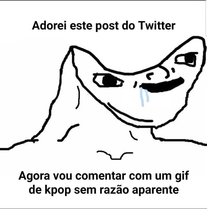 Kpopers do krl - meme