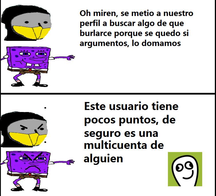 Hipocresía Cabronera - meme