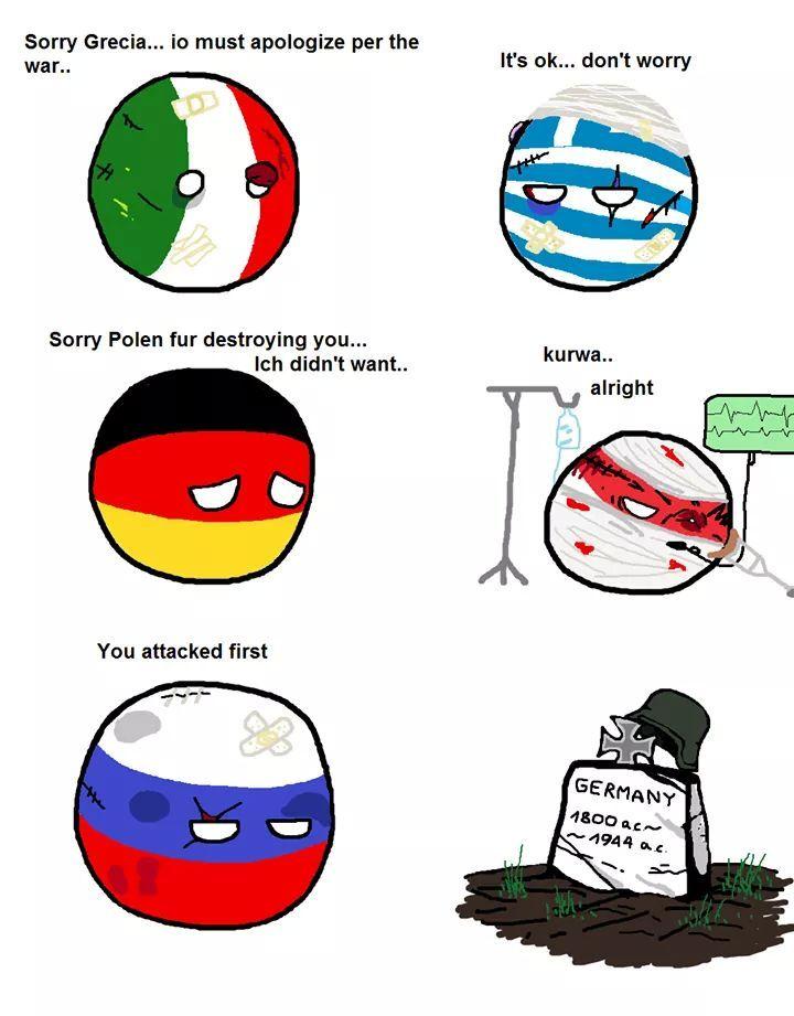 World War - meme