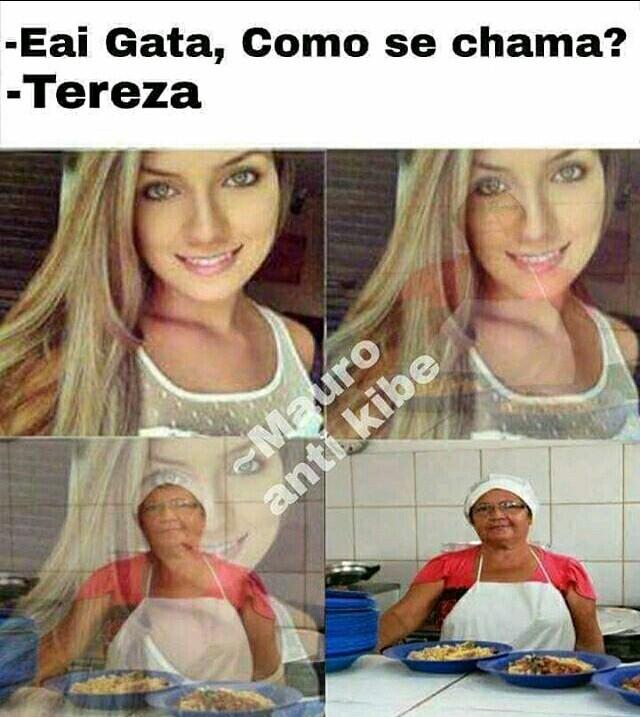 Famosa Tereza - meme