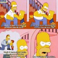 Homer sadboy