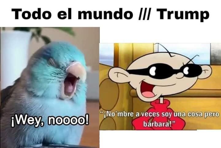 Raios - meme