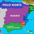 España según los andaluces.