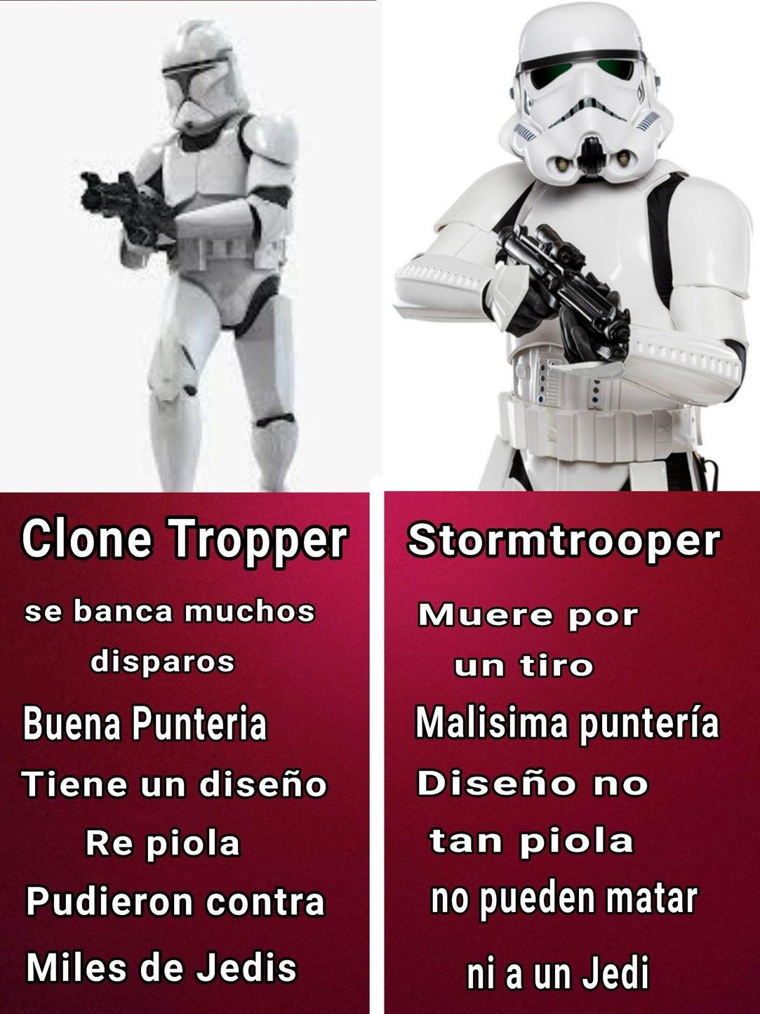 Star Wars - meme