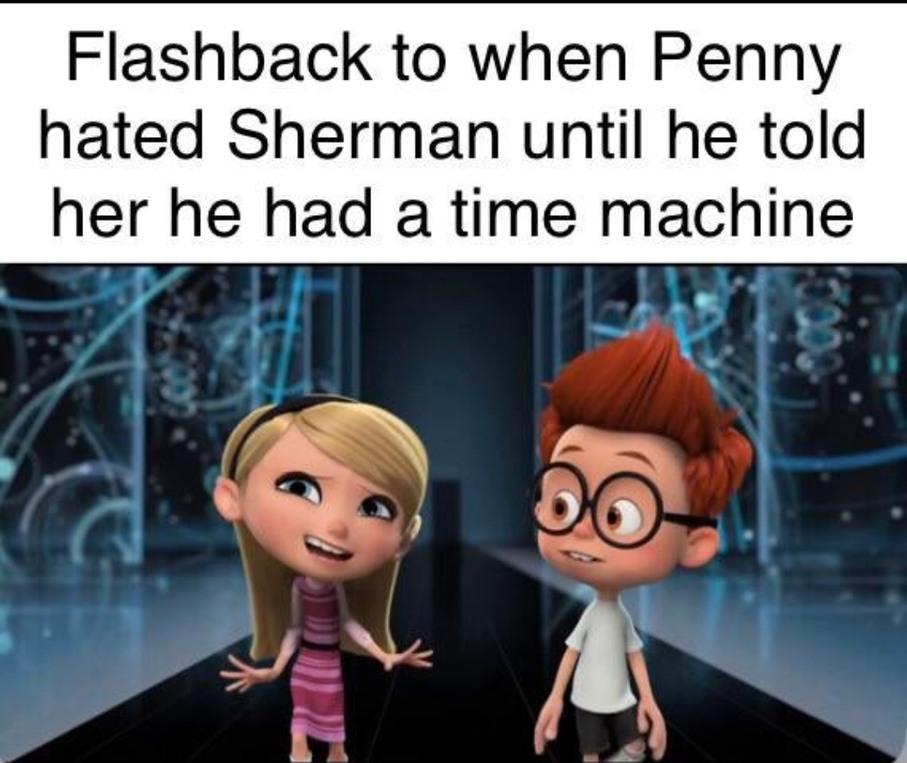 Time machine digger - meme