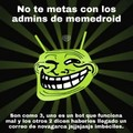 Meme sobre memedroid en memedroid