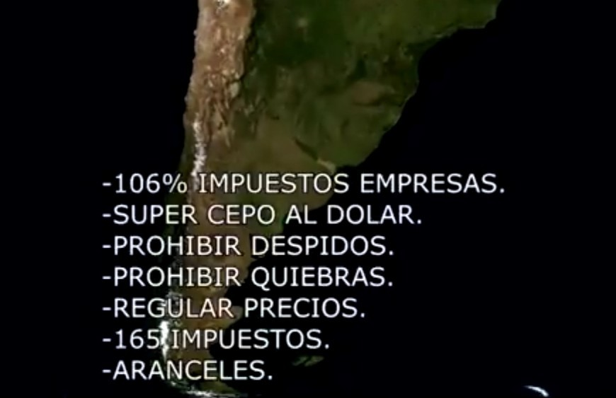 Argentina cada ves peor - meme