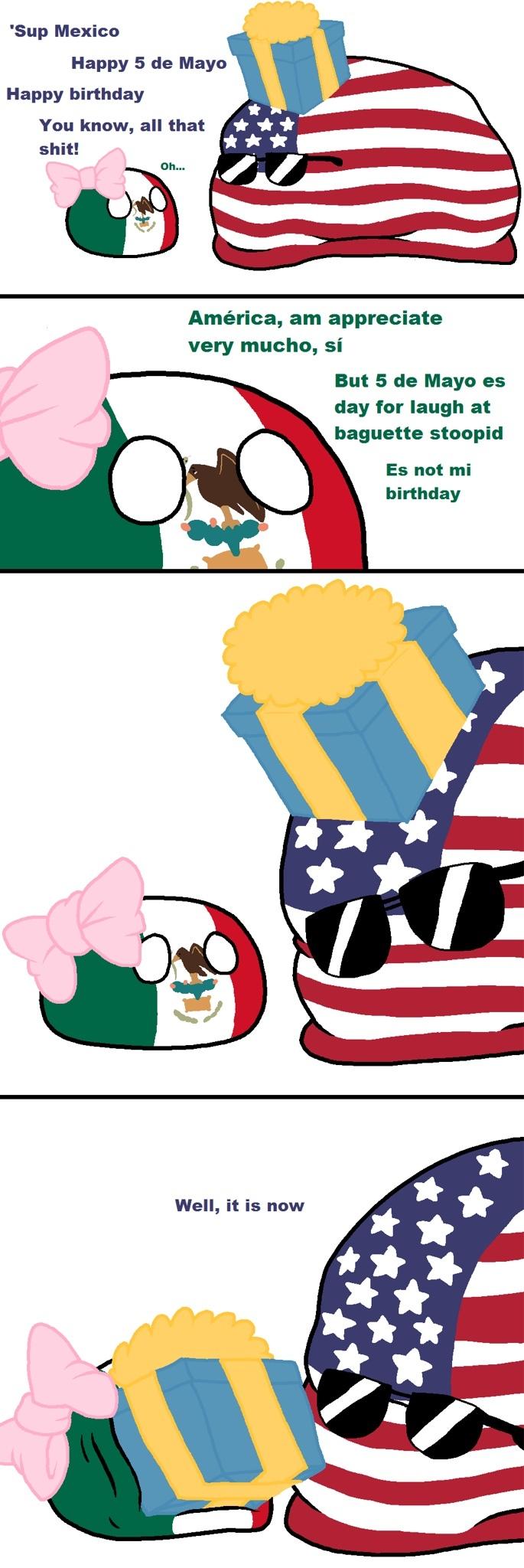 Happy Cinco De Mayo - meme