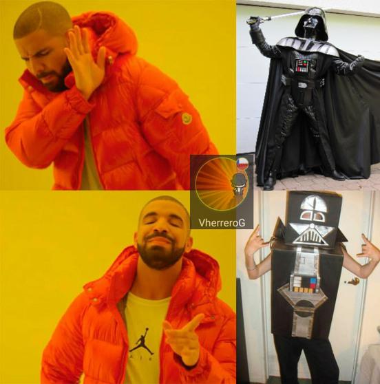 Cosplays - meme