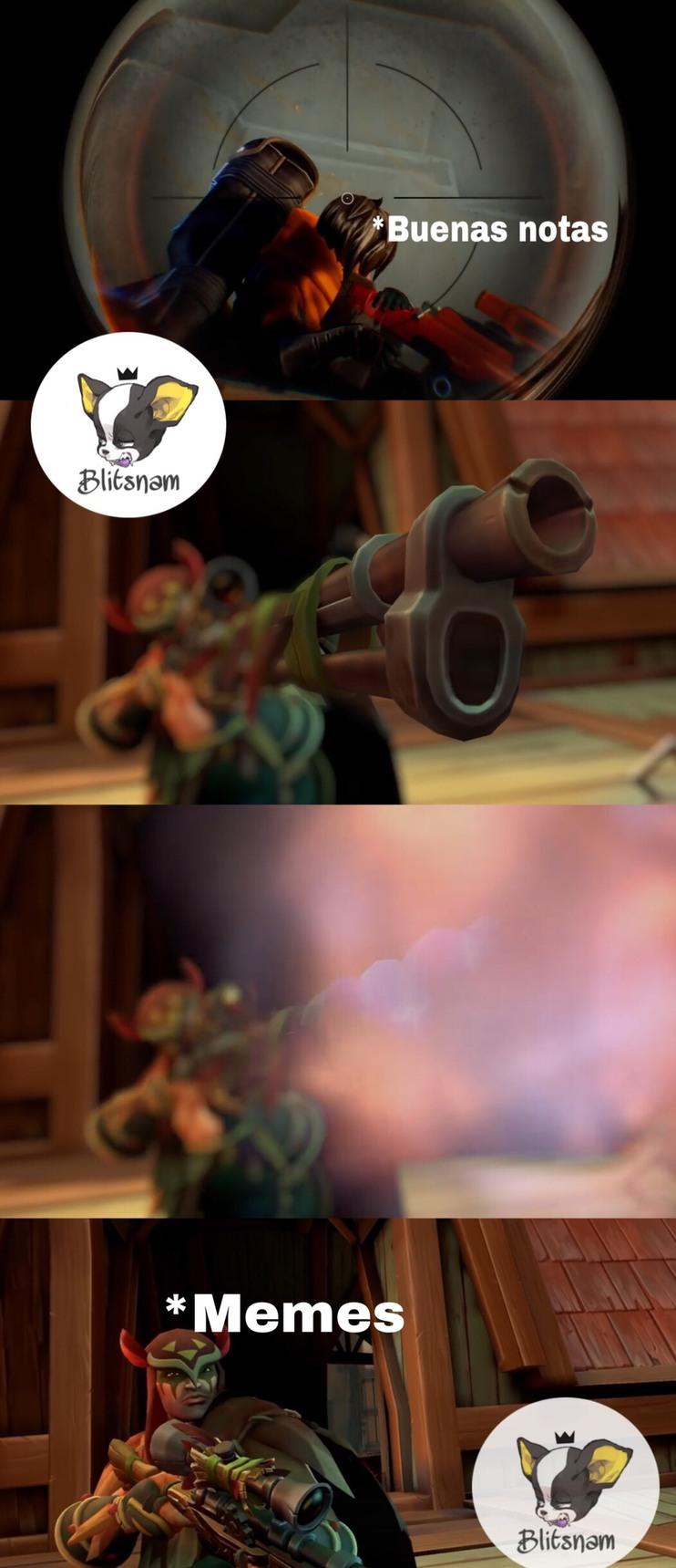 Main Zhin - meme
