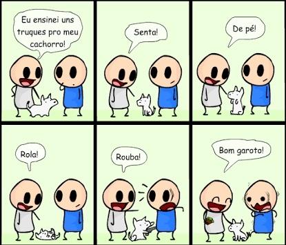 Cachorro carioca - meme