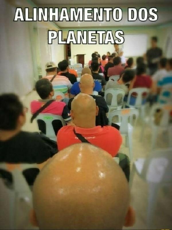 Planetas - meme