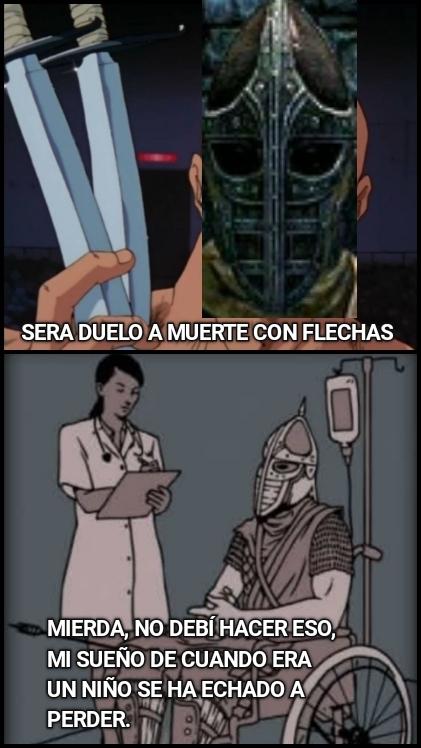 Pobre guardia :( - meme