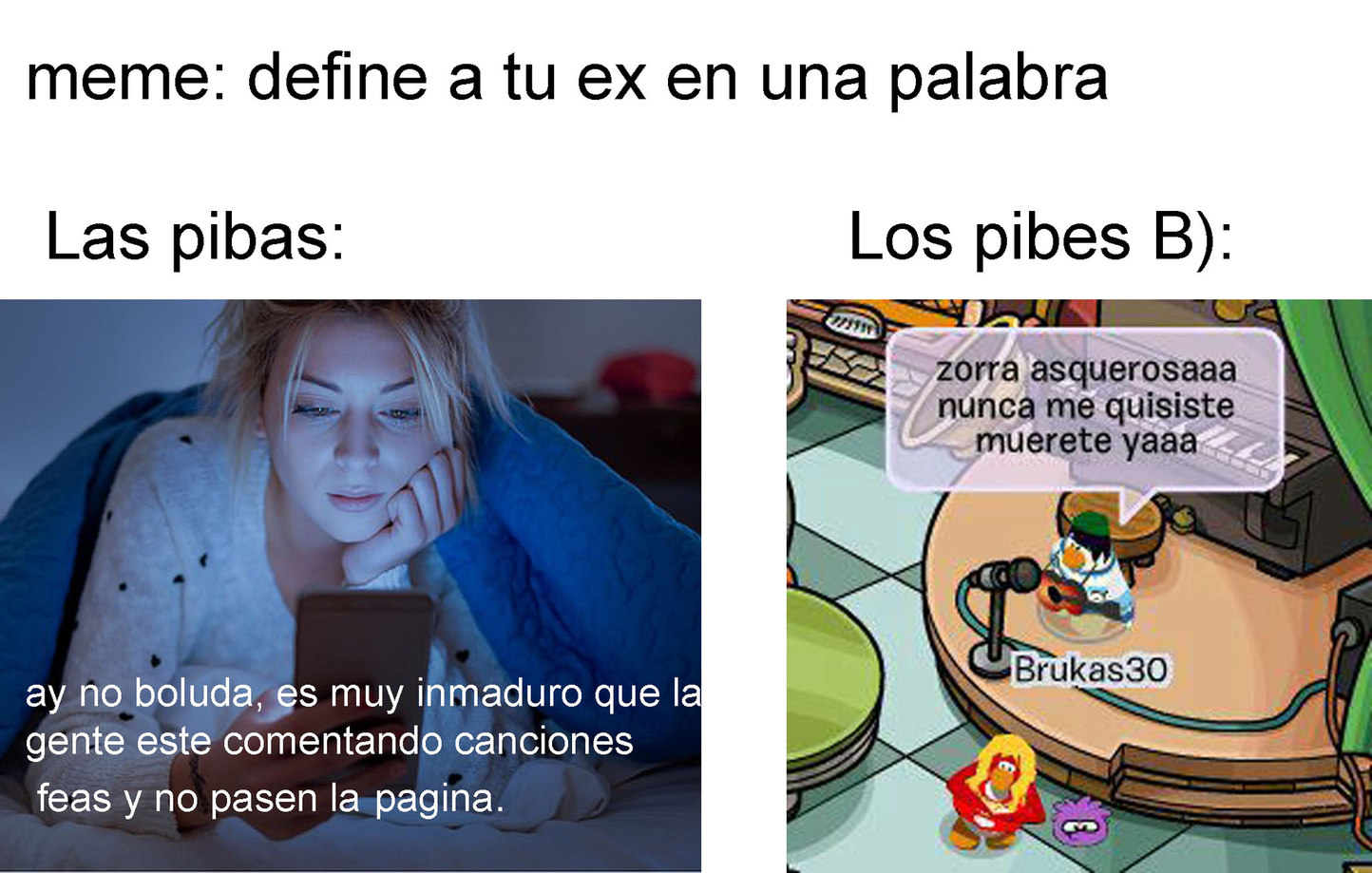 intento de meme