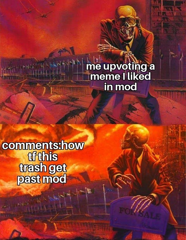 My taste is still shit - meme