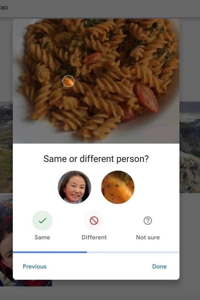 Same person - meme