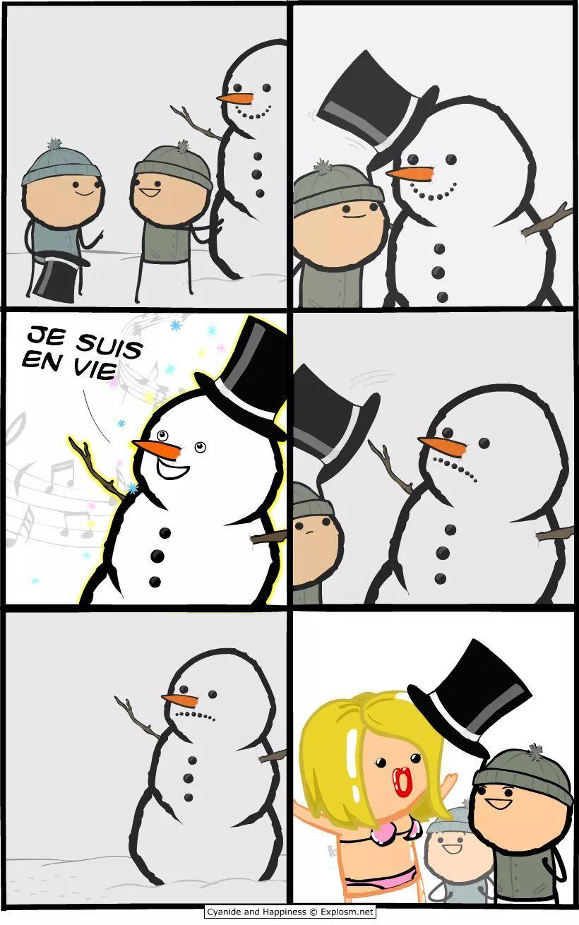 Chapeau magique - meme