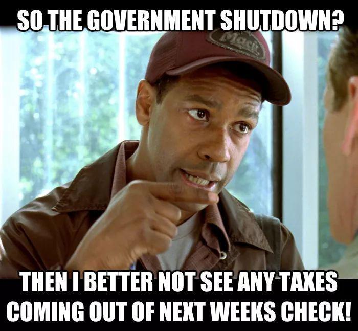 Taxes - meme