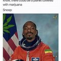 Snoop Dog is an astronaut now