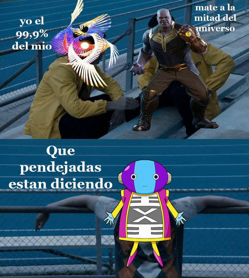 pendejadas - meme