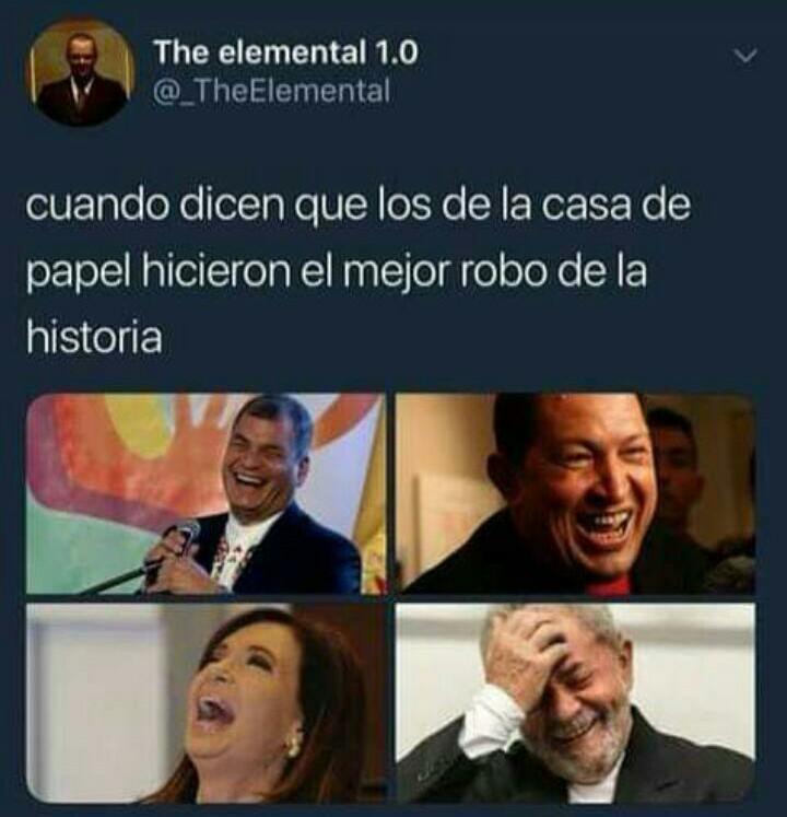 Chávez mmwvo - meme