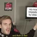Primer meme con la nueva marca de awua