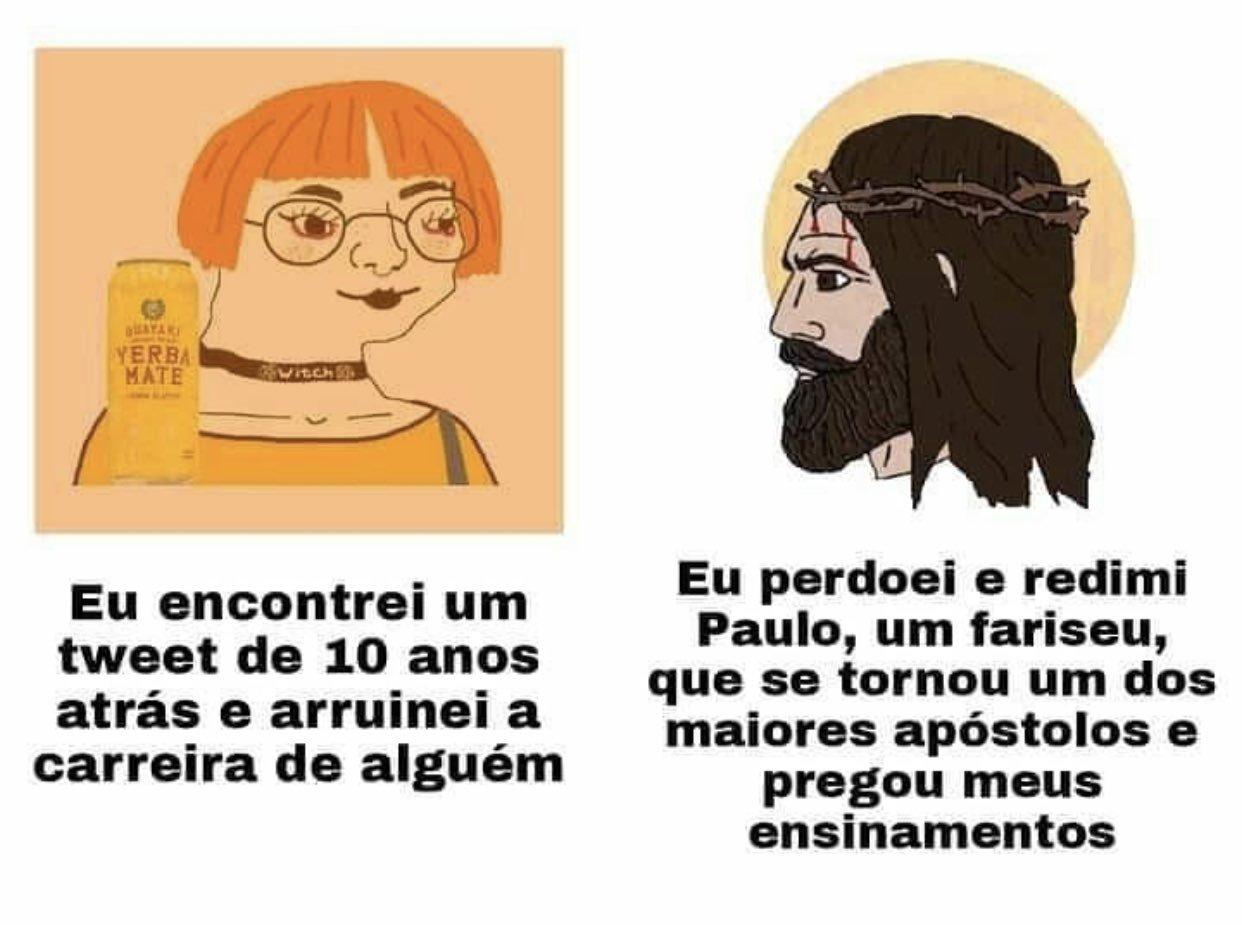O BRABO - meme