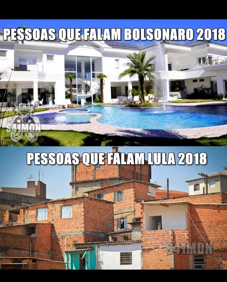 É nois Bolsonaro - meme