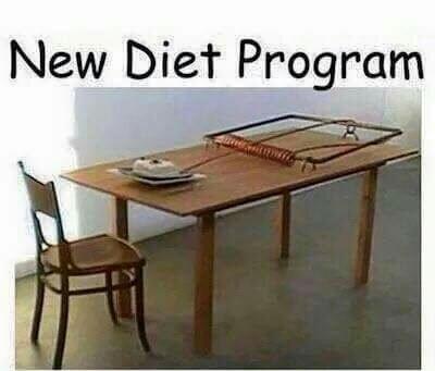 non dairy diet - meme